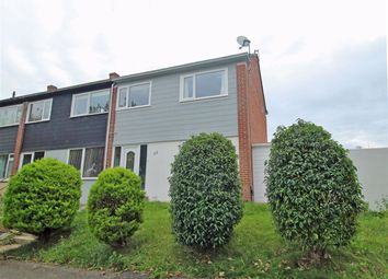 Thumbnail 3 bed end terrace house for sale in Cockington Walk, Eggbuckland, Plymouth
