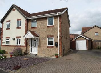 Thumbnail 3 bed semi-detached house for sale in Drake Avenue, Chatteris