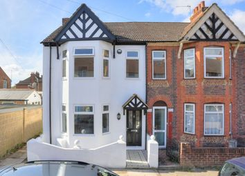 Thumbnail 3 bed semi-detached house for sale in Laurel Road, St.Albans