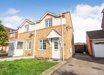 Thumbnail 2 bedroom semi-detached house for sale in Prudden Close, Elstow, Bedford