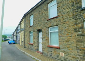 Thumbnail 3 bed terraced house for sale in Syphon Street, Porth
