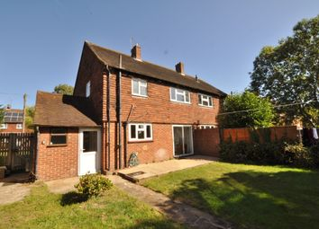 Thumbnail 4 bed semi-detached house to rent in Willow Way, Guildford