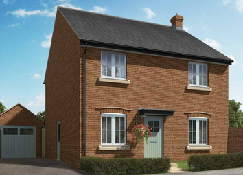 Thumbnail 4 bed detached house for sale in Lubenham Hill, Market Harborough, Leicestershire