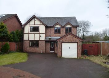 Thumbnail 4 bed detached house to rent in Chester Road, Helsby, Frodsham