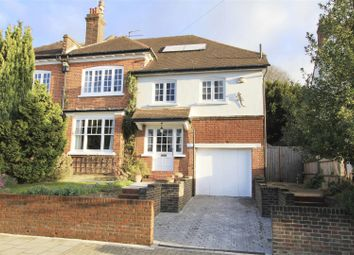 Thumbnail 5 bed semi-detached house for sale in Cecil Park, Pinner