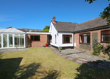 Thumbnail 3 bed detached bungalow for sale in Waterloo Road, Lymington, Hampshire