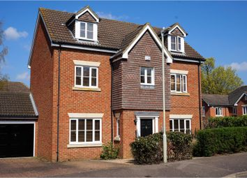 Thumbnail 5 bed link-detached house for sale in Magnolia Drive, Chartham, Canterbury