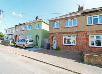 Thumbnail 3 bed semi-detached house for sale in North Road, Brightlingsea, Colchester