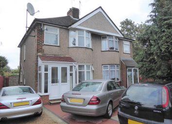 Thumbnail 3 bed semi-detached house for sale in Uxbridge Road, Feltham