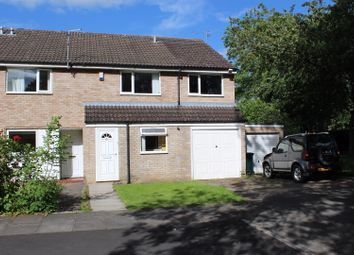 Thumbnail 3 bedroom end terrace house for sale in Ascot Walk, Kingston Park, Newcastle Upon Tyne