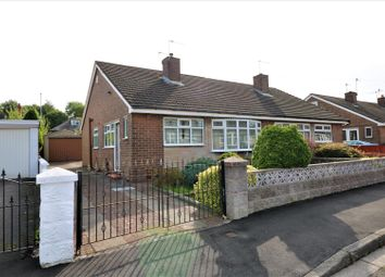 Thumbnail 2 bed semi-detached bungalow for sale in Fishpond Way, Abbey Hulton, Stoke-On-Trent