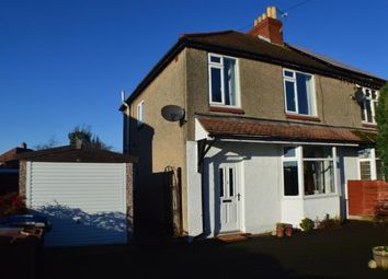 Thumbnail 3 bed semi-detached house for sale in Rykneld Street, Alrewas, Burton On Trent, Staffordshire