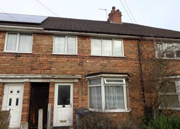 Thumbnail 3 bed terraced house for sale in Upton Grove, Stechford, Birmingham