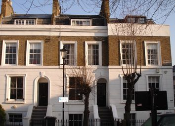 Thumbnail 1 bed end terrace house to rent in Trinity Gardens, Brixton