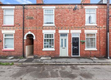 Thumbnail 2 bed terraced house for sale in Alma Street, Melbourne, Derby