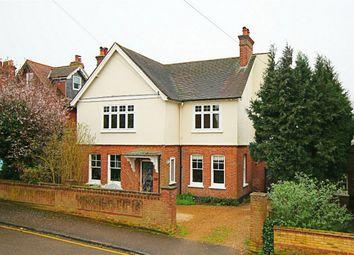 Thumbnail 4 bedroom detached house for sale in Grange Road, Bishop's Stortford, Hertfordshire