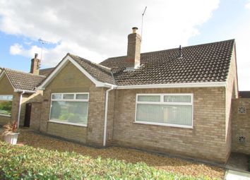 Thumbnail 3 bed bungalow to rent in Beauvale Gardens, Gunthorpe