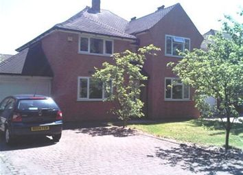 Thumbnail 5 bed property to rent in Birmingham Road, Wylde Green, Sutton Coldfield