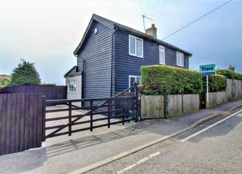 Thumbnail 3 bed detached house for sale in Runwell Road, Runwell, Wickford