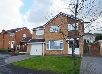 Thumbnail 4 bed detached house for sale in Pear Tree Close, Sheffield