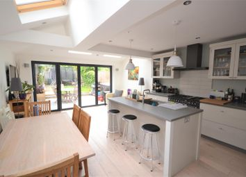 Thumbnail 4 bed terraced house for sale in Caxton Road, London
