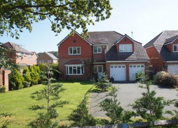 Thumbnail 4 bed detached house for sale in LL31, Victoria Park, Llandudno Junction