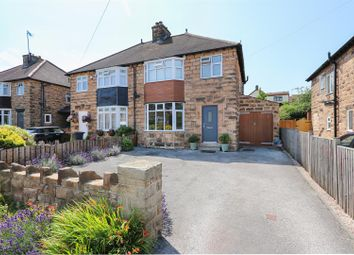 Thumbnail 3 bed semi-detached house for sale in Brookside Glen, Brookside, Chesterfield