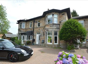 Thumbnail 4 bedroom flat for sale in Greenlees Road, Cambuslang, Glasgow