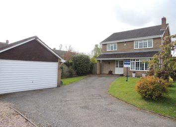 Thumbnail 4 bed detached house for sale in Shortland Close, Knowle, Solihull
