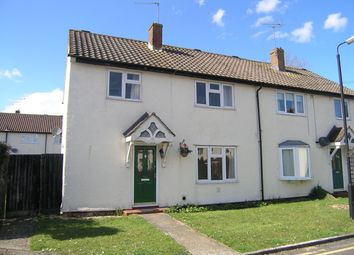 Thumbnail 3 bedroom property to rent in Britannia Crescent, Lyneham, Chippenham