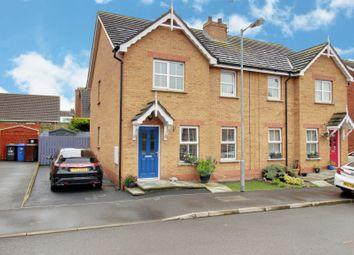 Thumbnail Semi-detached house for sale in Cornmill Way, Millisle