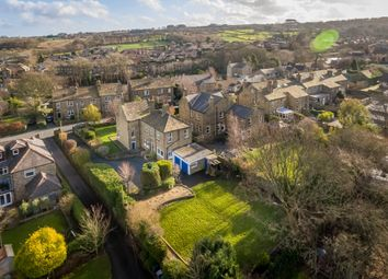 Thumbnail 4 bed detached house for sale in Station Road, Shepley, Huddersfield