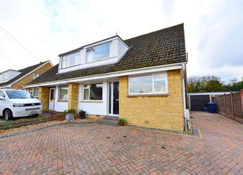 Thumbnail 3 bedroom semi-detached house for sale in Gretton Road, Gotherington, Cheltenham