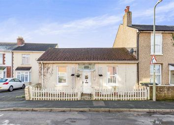 Thumbnail 2 bed terraced bungalow for sale in Station Road, Gosport