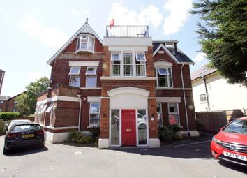 Thumbnail 2 bed flat for sale in St Peters Road, Lower Parkstone, Poole