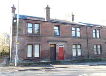 Thumbnail 2 bed flat for sale in Lanark Road, Carluke