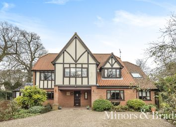5 bed detached house for sale in Thrigby Road, Filby, Great Yarmouth NR29
