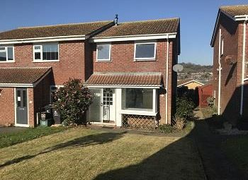 Thumbnail 3 bed property to rent in Norman Close, Bridport