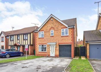4 bed detached house for sale in Mountfield Way, Boulton Moor, Derby DE24