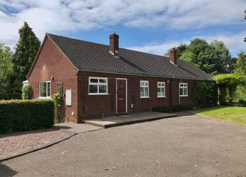 Thumbnail 2 bed bungalow to rent in Stockwell Heath, Rugeley