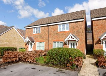 Thumbnail 2 bed semi-detached house for sale in Jellicoe Drive, Sarisbury Green, Southampton