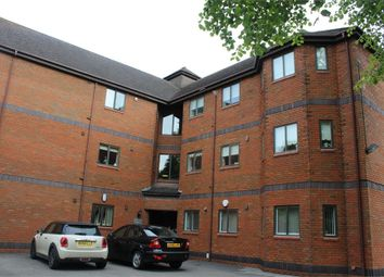 Thumbnail 2 bed flat for sale in Queens Park Avenue, Stoke-On-Trent, Staffordshire