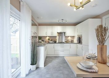 "Thumbnail 3 bedroom semi-detached house for sale in ""Dawson"" at Mey Avenue, Inverness"