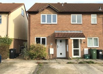 Thumbnail 2 bedroom end terrace house for sale in Gill Mews, Worle, Weston-Super-Mare