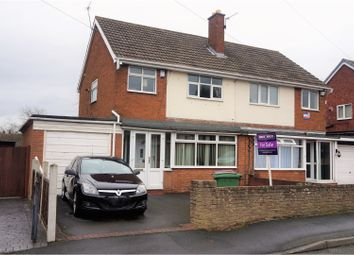 Thumbnail 3 bed semi-detached house for sale in Ash Lea Drive, Donnington Telford