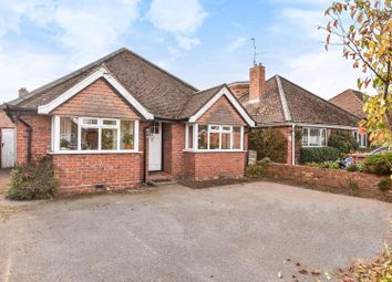 Thumbnail 2 bed detached bungalow for sale in Birch Road, Godalming, Surrey
