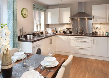 "Thumbnail 3 bed semi-detached house for sale in ""Archford"" at Folly View Close, Penperlleni, Pontypool"