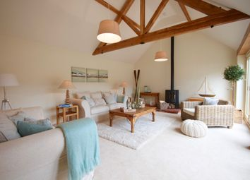 Thumbnail 4 bedroom barn conversion for sale in Station Road, Docking, King's Lynn