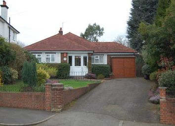 Thumbnail 3 bed bungalow for sale in Purley Bury Avenue, Purley, Surrey