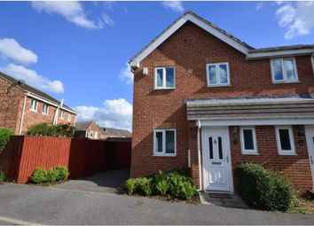 Thumbnail 3 bed semi-detached house for sale in Milton Gardens, Featherstone